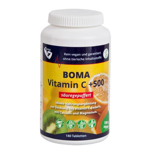 Säureg. Vitamin C + 500
